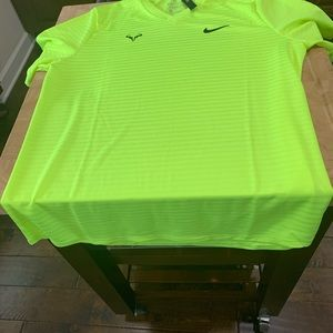 Men's Rafael Nadal Nike Tennis Shirt